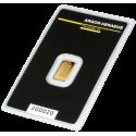 Sztabka złota 1g ARGOR-HERAEUS